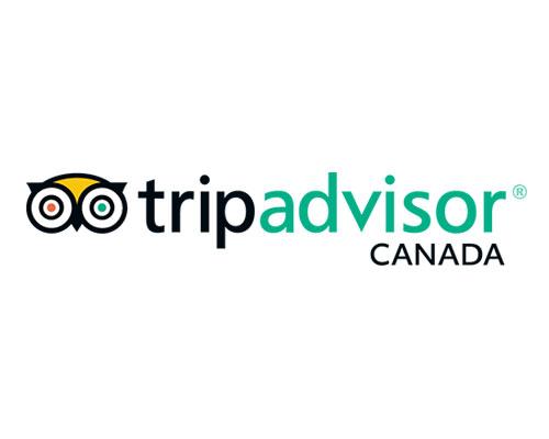 Trip Advisor Canada Logo